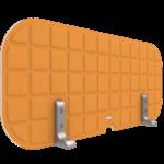 Vicoustic Desk Divider Orange