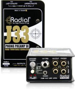 Radial J33