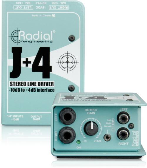 Radial J4